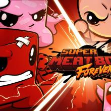 Super Meat Boy Forever Review (PC)