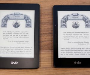 Amazon Kindle Paperwhite 1st Generation Receives Firmware