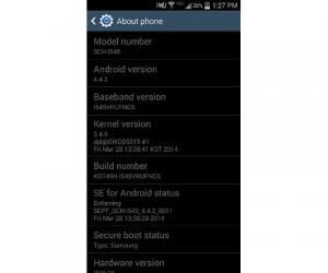 Verizon Rolls Out Android 4 4 2 KitKat Update for Samsung