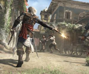 Assassins Creed 4 Black Flag: characters, customization
