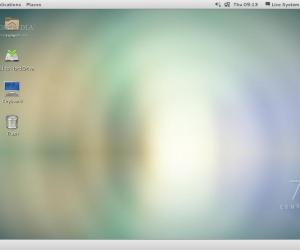 CentOS 7 KDE Live CD Screenshot Tour