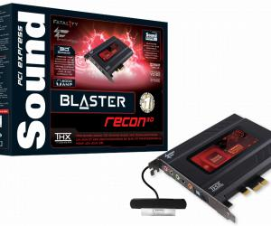 Creative Sound Blaster X-Fi Titanium with OS X