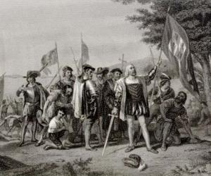 an analysis of the migrations to the america before christopher columbus Historical analysis activity written by  states of america, millions  christopher columbus' first voyage in 1492 marks the dramatic turning point from pre.