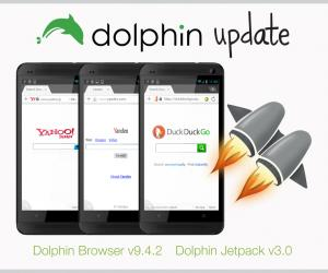 Download Dolphin Browser for Android 10 0