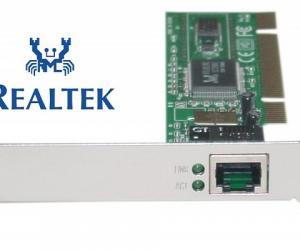 Download realtek network driver 7. 086 for gigabit and fast.