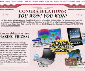 legit free sweepstakes contests