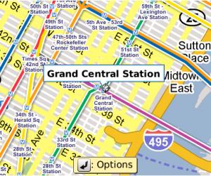 Rim brings new services to the blackberry app world google maps for mobile now with nyc subway maps gumiabroncs Gallery