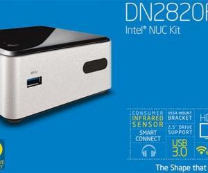 Intel's DN2820FYKH NUC Kit Gets New BIOS – Download Version 0042