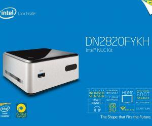 Intel D53427RKE NUC Board Iflash Driver for Windows 7