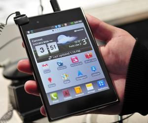 LG Optimus Vu Comes to Europe in September, with Nvidia Tegra 3