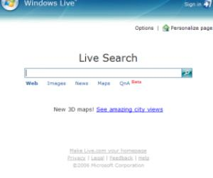 Msnlive search market share sinks msnwindows live search drops 8 in search share publicscrutiny Images