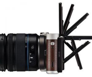 Samsung Updates Its NX300M Camera Firmware – Download