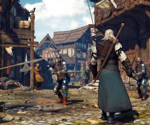 The Witcher 3 Runs at 1080p/30 FPS on PlayStation 4, 900p/30fps on