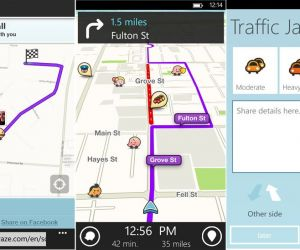 Waze 4 0 for Android Released with Redesigned Menu
