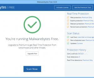 antivirus update windows 7