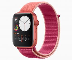 Apple Could Launch a Red Apple Watch Series 5