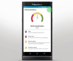 BlackBerry Addresses DTEK App Issue in Latest Update