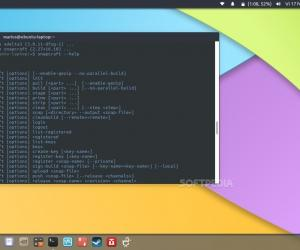 Ultimate Edition 5 5 Linux Distro Out Now Based on Ubuntu