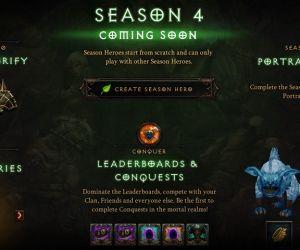 Diablo 3 Season 4 Now Live, Brings All Sorts of Fresh Goodies