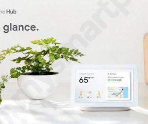 Google Home Hub Smart Speaker Renders and Spec Sheet Leaked