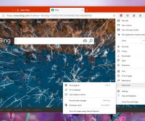 How to Customize the New Tab Page in Chromium Microsoft Edge