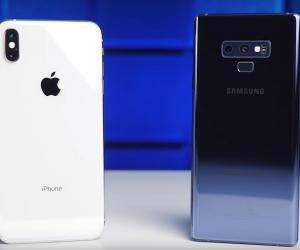 iPhone XS Max Faster than Samsung Galaxy Note 9 in App Launch Test