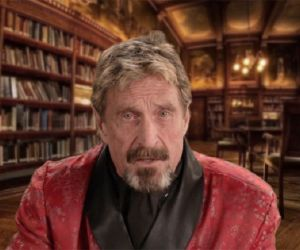 John McAfee: Ashley Madison Hack Is an Inside Job
