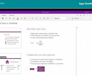 Microsoft Updates OneNote with Live Tile Transparency, New Features