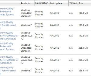 Windows 7 and 8 1 Get Monthly Rollups KB4093118 and KB4093114