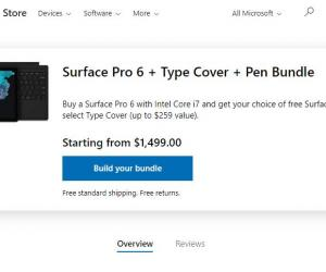 Microsoft Release Firmware Updates for Several Surface Models