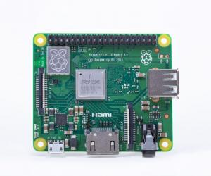 Smaller Raspberry Pi 3 Model A+ Announced with 5GHz Wi-Fi and 1.4GHz CPU for $25