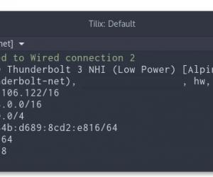 Thunderbolt Networking Now Supported in Linux's NetworkManager Tool