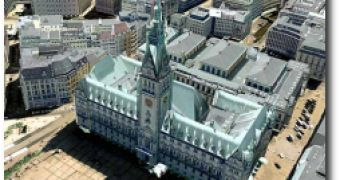 3D Hamburg to Be Included In Google Earth