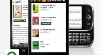 Barnes Noble Intros Android Ereader App