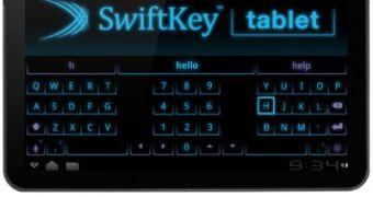 CTIA 2011: SwiftKey Tablet Android App Receives the E-Tech Award