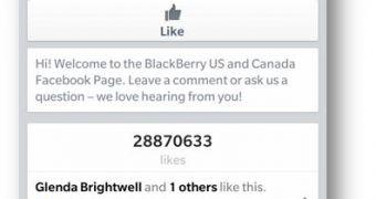 Download Facebook 10 2 1 13 for BlackBerry 10 Smartphones