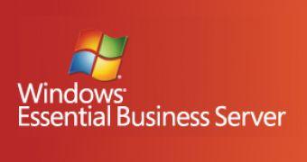 Windows essential business server 2008's management server.