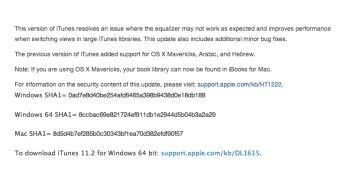 Itunes 11. 1. 5 neowin.