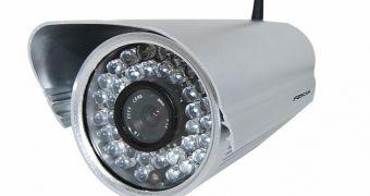 New Driver: Foscam FI9801W IP Camera