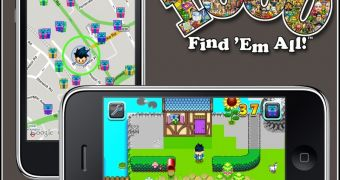 Glu Mobiles 1000 Find Em All Game Available In The App Store