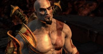 God Of War 3 For The Love Of Aphrodite