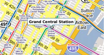 Grand Central Station Subway Map.Google Maps For Mobile Now With Nyc Subway Maps