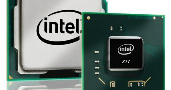 Intel Z77 Chipset for Ivy Bridge CPUs Is Already Complete