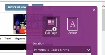 Microsoft Updates OneNote Clipper with New Features