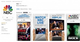 NBC Live Video Streaming Comes to iOS and Android