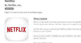 Netflix 7 0 Adds 1080p, Full Support for iPhone 6 Plus