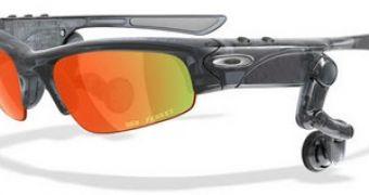söpö halpa laatu valtava valikoima Oakley Pro Thump: Customizable MP3 Sunglasses