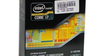 Overpowered core i7-3970x extreme edition intel sandy bridge-e cpu.