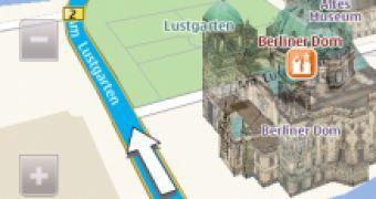 Ovi Maps 3 04 Updated, Demoed on Nokia N8
