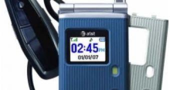 pantech c3b the world s smallest phone arrives at at t rh news softpedia com